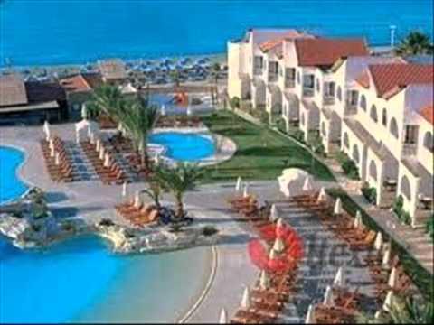 Hotel Louis Princess Beach Larnaca Cyprus Youtube