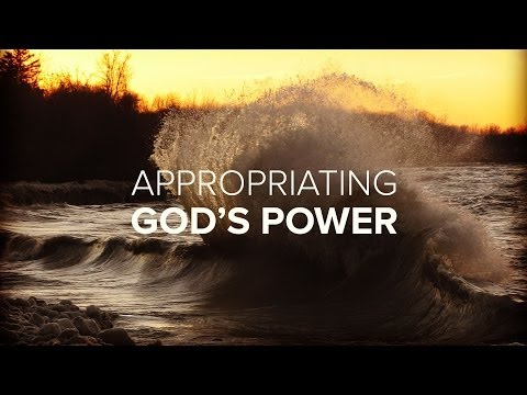 Special Message - Appropriating God's Power - Randy Pope