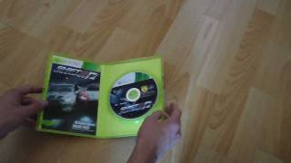 Silent Unboxing: Shift 2 Unleashed (xbox 360)
