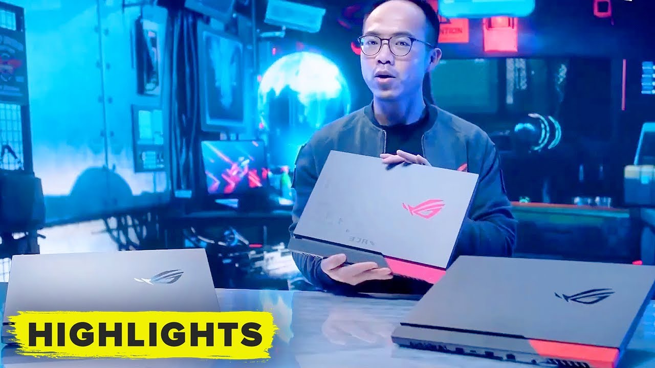 Every Laptop ROG just revealed at CES 2021