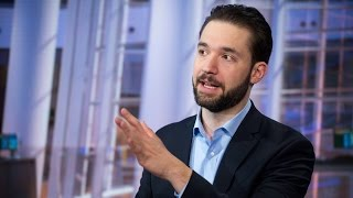 How a Career Setback Helped Alexis Ohanian Start Reddit