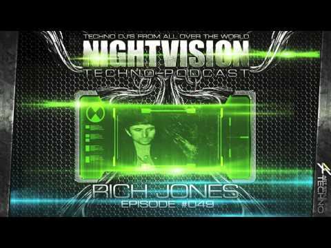 Rich Jones aka Operator [UK] - NightVision Techno PODCAST 49 pt.3