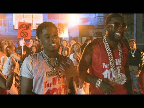 Gucci Mane - Like 34 & 8 (feat. Pooh Shiesty) [Official Music Video]