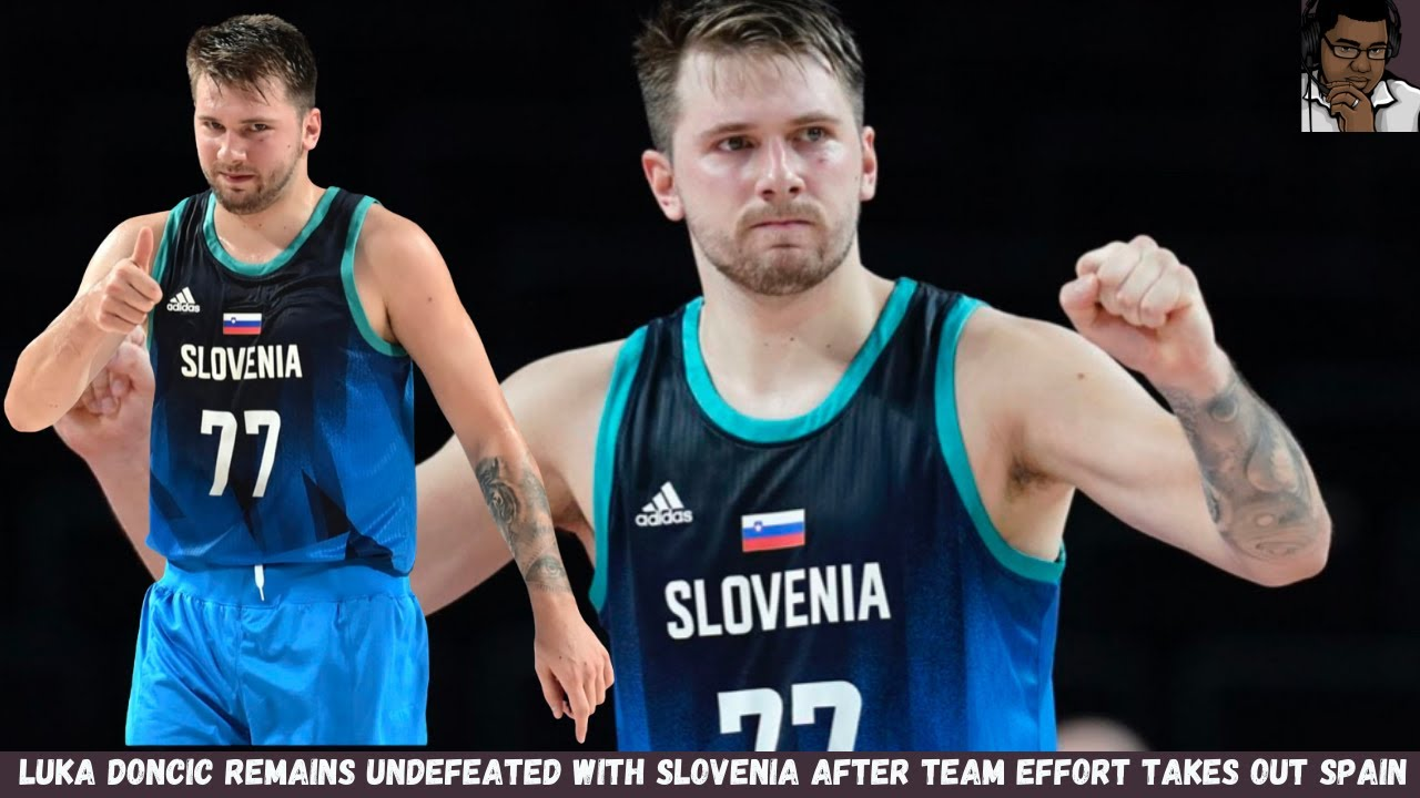 Mike Tobey playing key role in Slovenia's run to Olympic men's ...