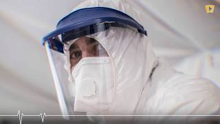 Українська медсестра в Італії про коронавірус