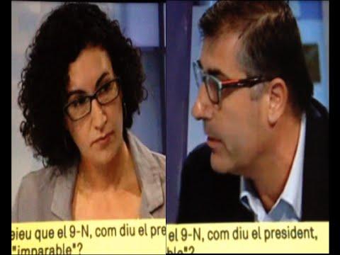 Espectacular: el català tranquil hunde a Marta Rovira y su butifarrèndum.