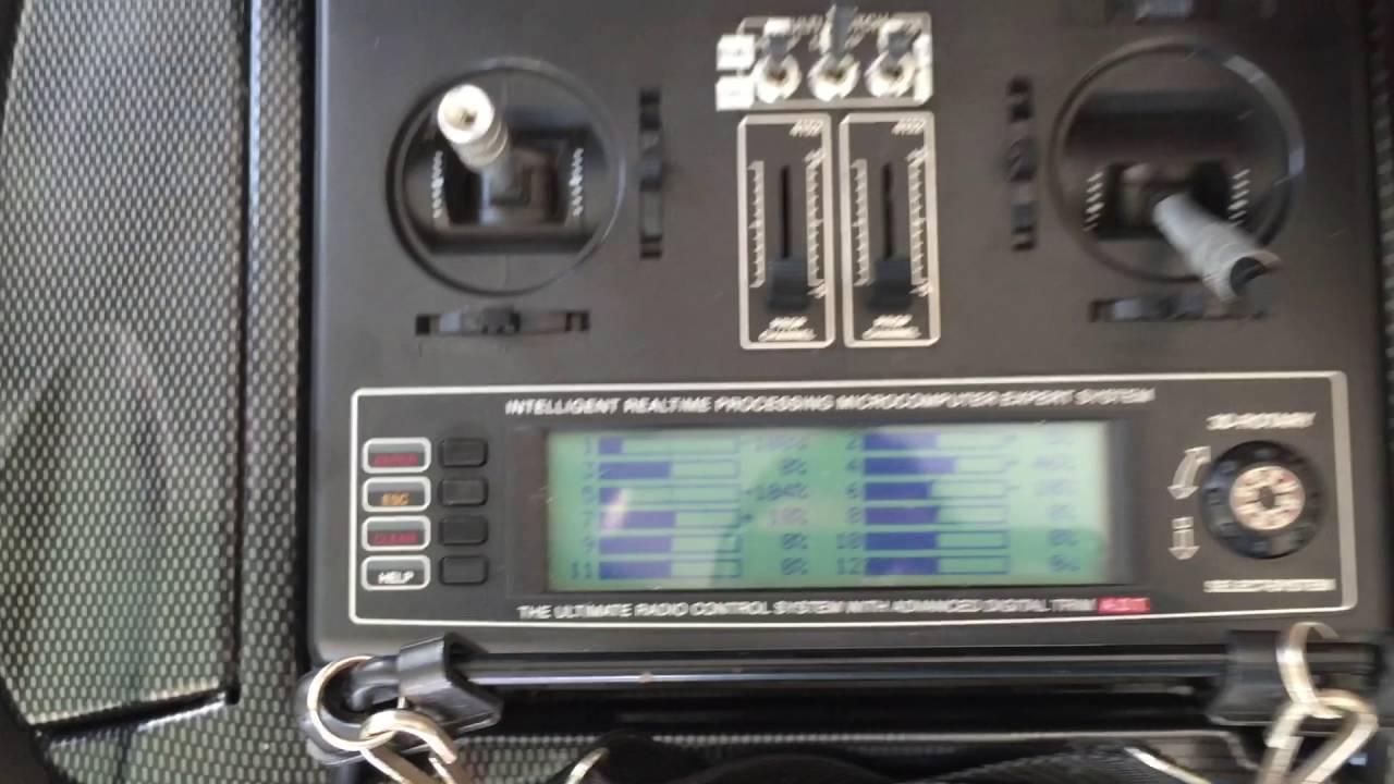 Tutorial: 3-Wege-Schalter programmieren für Gyro, Kreisel oder ...