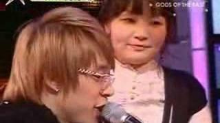 Micky Yoochun singing