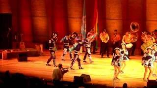 BANDA BOLIVIA - UNESCO 2010 - CAPORALES