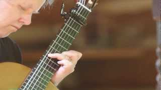 Kurd Melody from Isfahan (Classical Guitar)