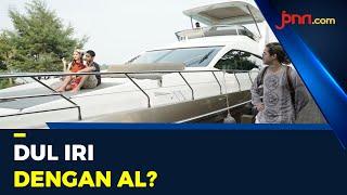 Nampaknya Dul Iri Dengan Sang Kakak Al Ghazali - JPNN.com