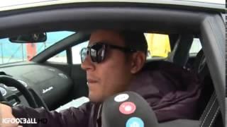 Download (Video) Keylor conduce ahora un Lamborghini