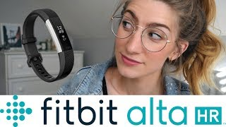 Fitbit Alta HR Review