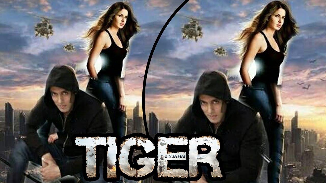 TIGER ZINDA HAI Poster - Salman Khan & Katrina Kaif - FAN ...