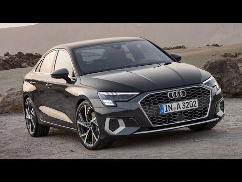 Audi A3 Sedan (2021) Demo Drive, Exterior, Interior - YouTube