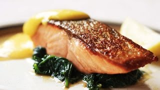 DELICIOUS SALMON | RECIPES MADE EASY | HOW TO MAKE RECIPES