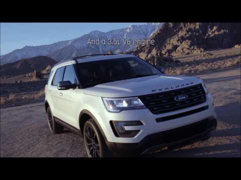 2017 Ford Explorer Fairport, NY | Ford Dealership Fairport, NY