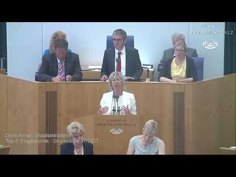 36. Landtagssitzung Rheinland-Pfalz vom 22.06.2017 komplett