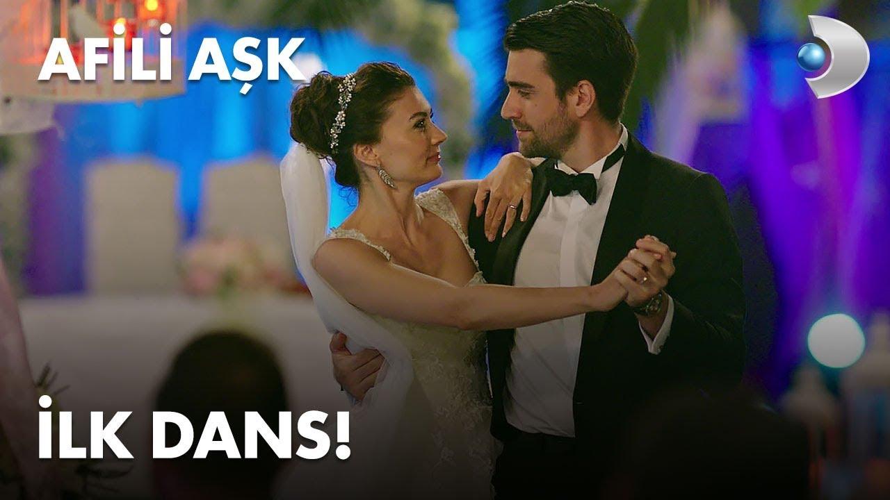 Ve nikah kıyılır, düğün dansı yapılır! - Afili Aşk 3. Bölüm
