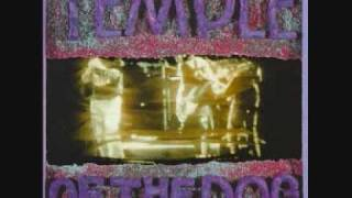 Temple of the Dog - Wooden Jesus w/ Lyrics