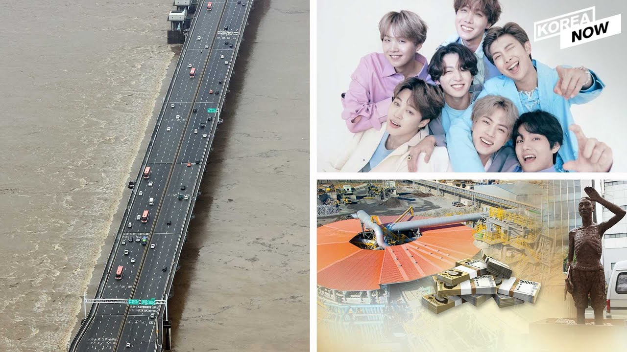 """S. Korea to begin asset seizure of Japanese firm over forced labor/BTS' english single is """"Dynamite"""""""