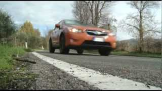 2012 Subaru XV / Тест-драйв