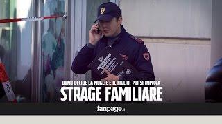 Strage familiare a Frattaminore, uccide moglie e figlio. Poi si impicca