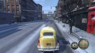 Mafia 2 vs GTA 4