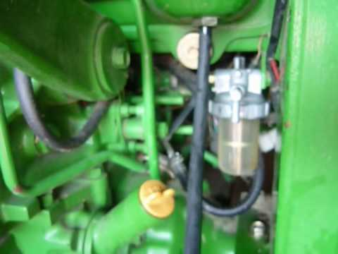 John Deere 6420 Wiring Diagram Why The Tractor Is Starving For Fuel Youtube