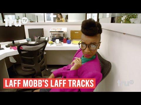 Laff Mobb's Laff Tracks - Taking a Dump at Work ft. Rita Brent | truTV