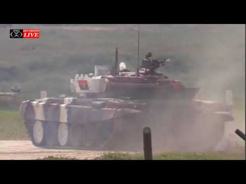 "International Army Games  July 29, 2017  ""Tank Biathlon Race One"""