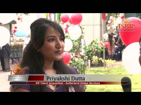 ISBR Bangalore Student Testimonial - Priyakshi Dutta