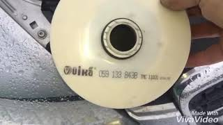 видео Воздушный фильтр на Audi A6 C4, C5, C6, C7 - 1.8, 1.9, 2.0, 2.3, 2.4, 2.5, 2.6, 2.7, 2.8, 3.0, 3.1, 4.2 л. – Магазин DOK