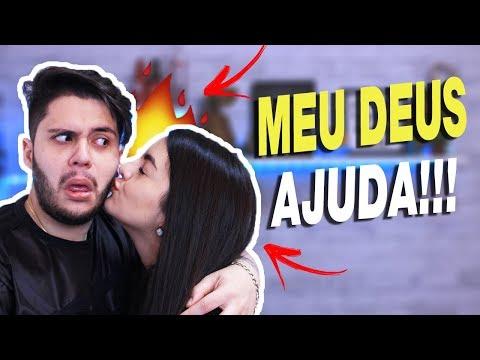 NOSSO PRIMEIRO BEIJO - ft Karen Almeida