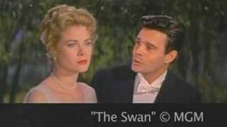 """The Swan"" 1956, Grace Kelly, Louis Jourdan, Clip #3"