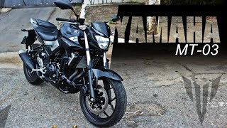 yamaha mt 03 moto com br