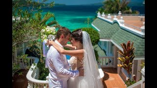 Свадьба за границей на Боракае Филиппины