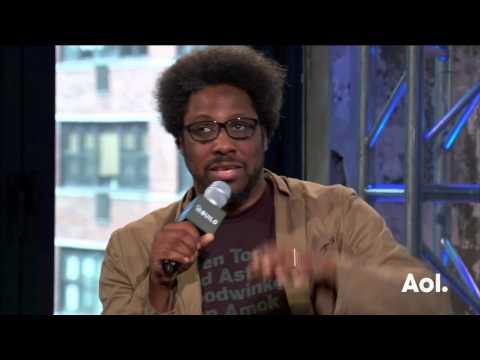 W. Kamau Bell On United Shades Of America | AOL BUILD