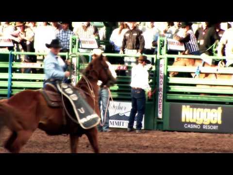PRCA Rodeo Pick-Up Men