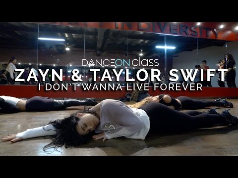 ZAYN & Taylor Swift - I Don't Wanna Live...