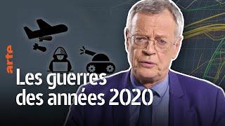 Pascal Boniface - Quelles guerres dans les années 2020 ? - Les Experts du Dessous des cartes   ARTE