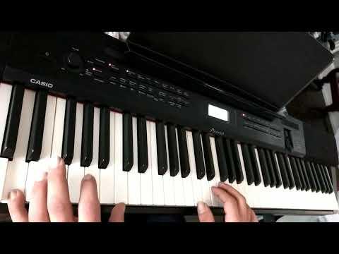 Casio Privia PX - 350 Grand Piano sound demo