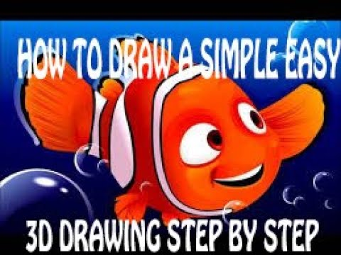 Fish Drawing | Free drawing course class | fish drawing for kids