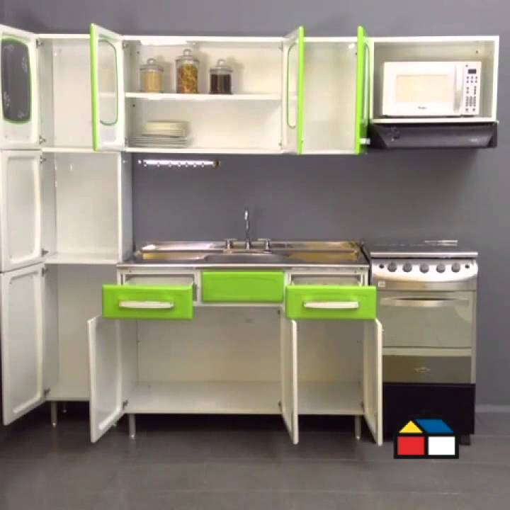 Stop motion home center bertolini youtube for Cocinas bertolini bogota