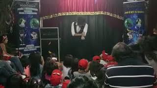 Momento épico! Mago ítalo show de magia para cumpleaños de niños