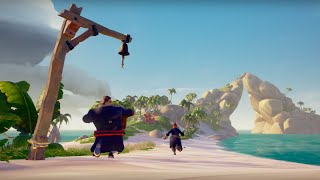 Sea of Thieves Official Be More Pirate Trailer