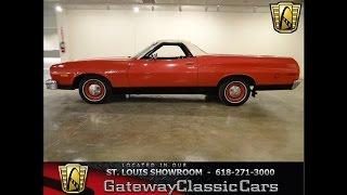 1973 Ford Ranchero 500 - Stock #5922 - Gateway Classic Cars St. Louis