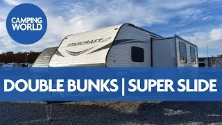 2018 Starcraft Avalon 26BHS | Bunkhouse Travel Trailer - RV Review: Camping World