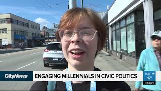 Conference aims to get millennials engaged in civic politic