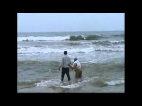 Bethuel Temple Church: Apostle William R. Palmer Jr. Baptizing Bro Husine in Africa.avi